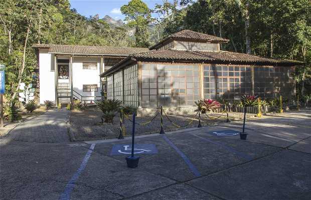 Parque Nacional da Serra dos órgãos sede Teresópolis