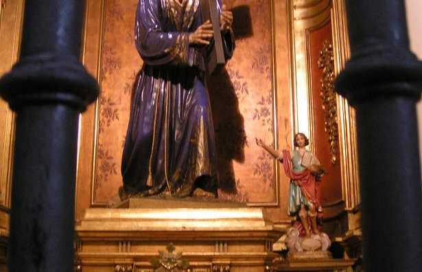 Cristo de la Buena Muerte (o de Villaamil)