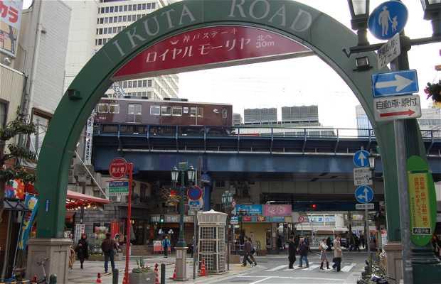 Estación de Sannomiya