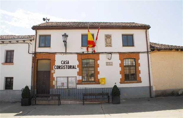 City Hall of Calahorra de Boedo