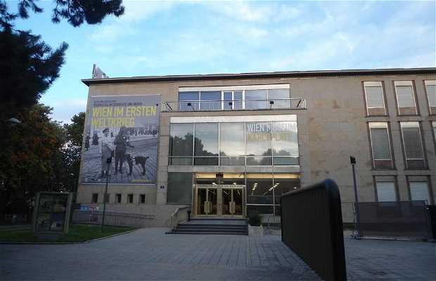Museo de historia de Vienna