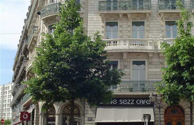 Ligne Sezz Café