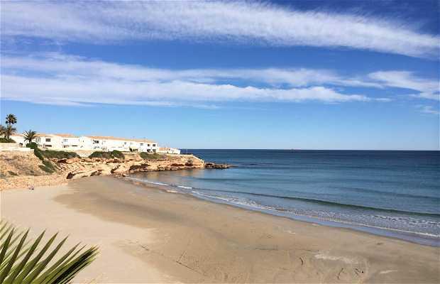 Playa Cala Cerrada