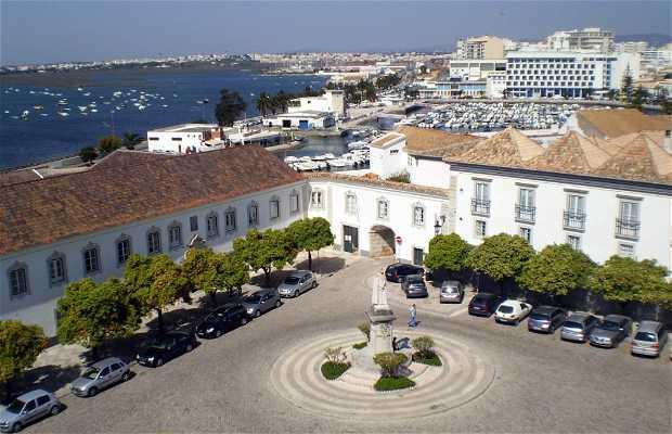 Paço Espiscopal - Palácio Episcopal de Faro
