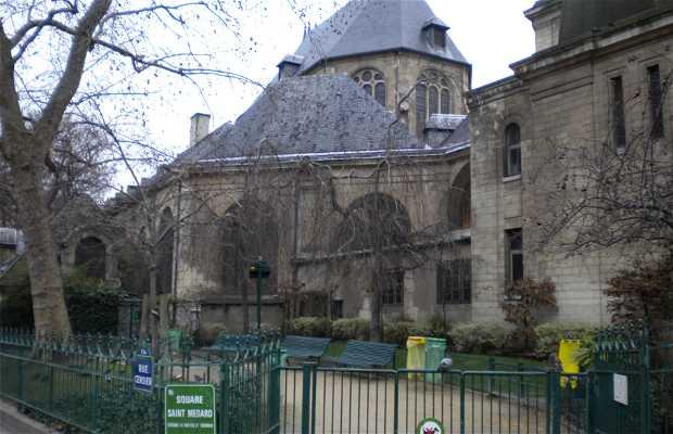 Jardín Saint Médard