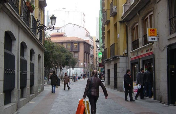 Rua de La Bolsa