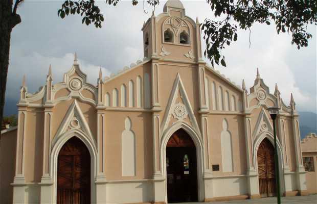 Iglesia el Espejo