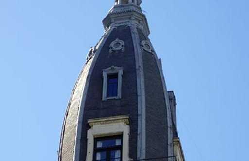 Buenos Aires y sus cúpulas