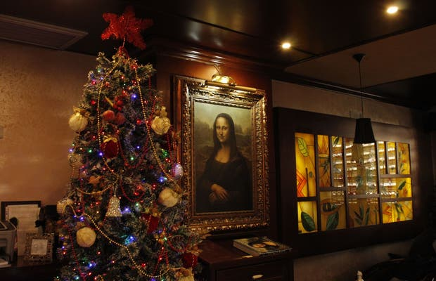 Café Mona Liza