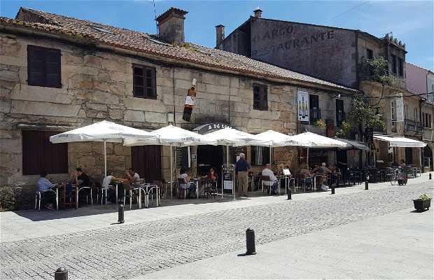 Restaurante A de Luis
