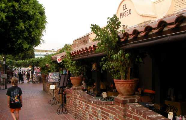 Antiga Vila de Los Angeles