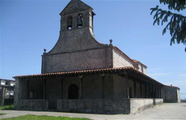 Santiago de Gobiendes Church