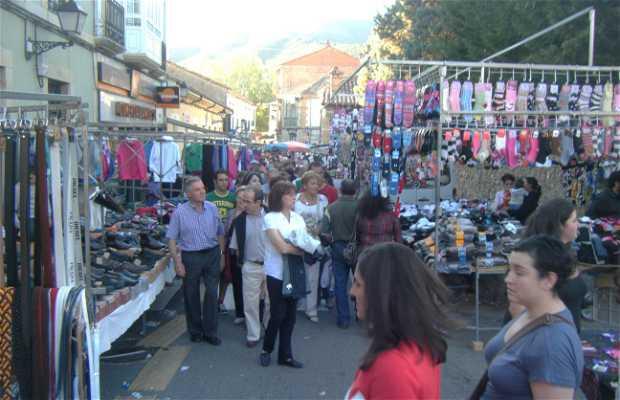 La Feria del Pilar