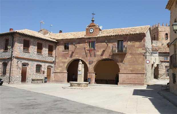 Ayuntamiento de Pozondón