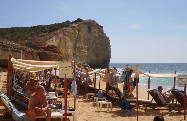 Playa de Caneiros