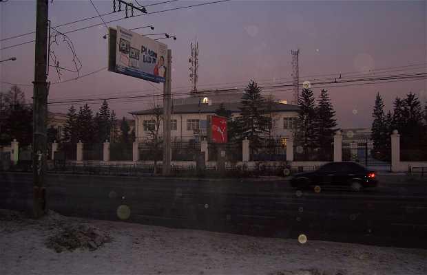 Embajada de Francia en Mongolia