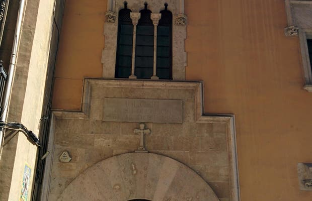 Casa Natal de San Vicente Ferrer
