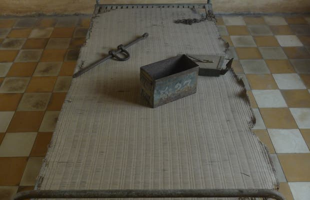 Museo del Genocidio: Tuol Sleng (S-21)