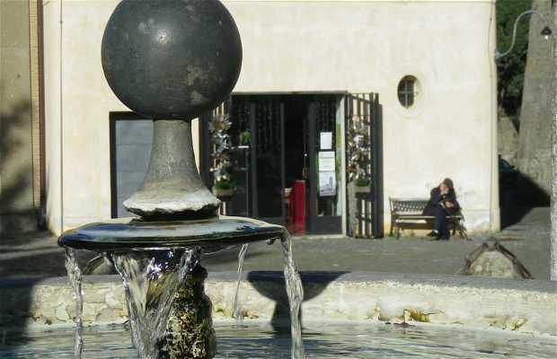Fontana di la Abbazia Greca di S. Nilo