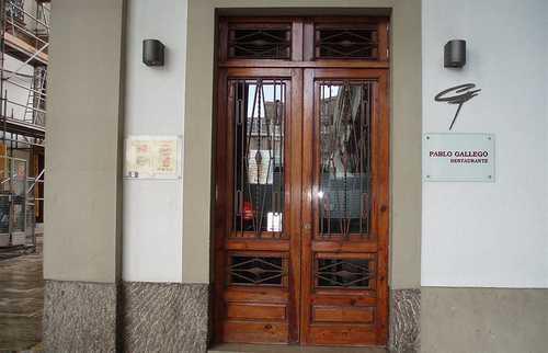 Restaurant Pablo Gallego