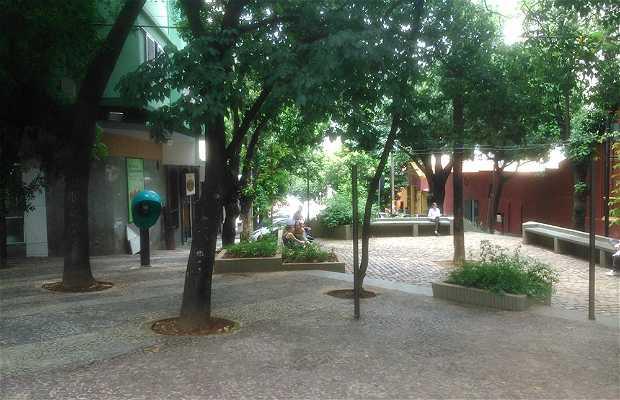 Praça ABC - Praça Benjamin Constant
