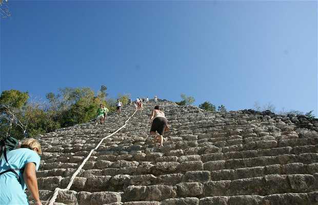Zona arqueológica de Cobá