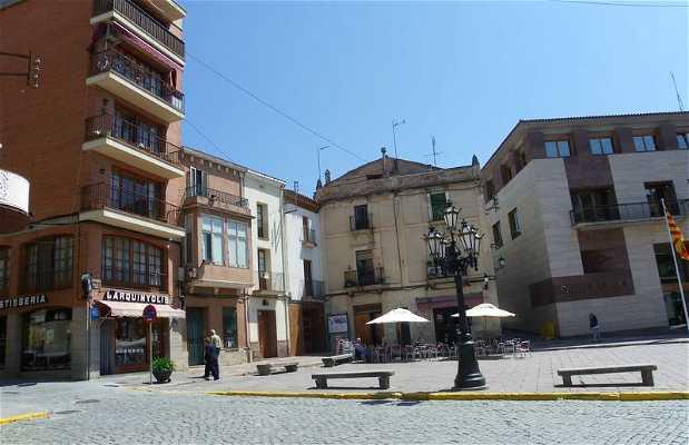 Plaza de la Font del Lleó