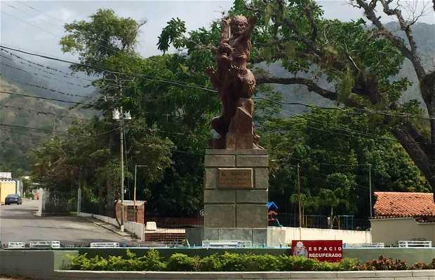 Monumento Indio Yara
