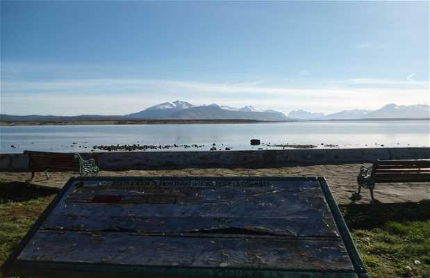 Mirador desde la Playa