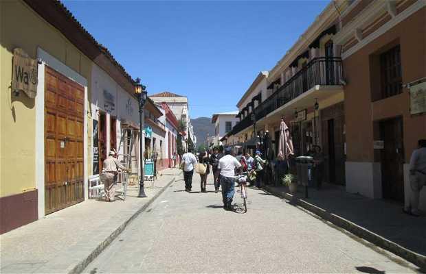 Andador de San Cristóbal de las Casas