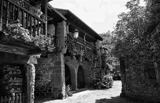 Municipio de los Tojos ( Barcena Mayor)