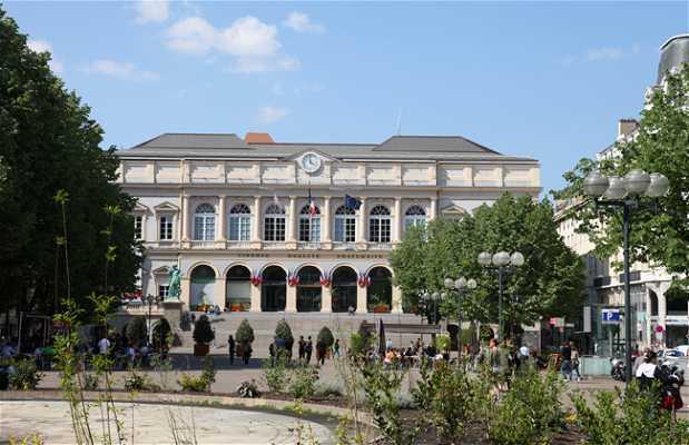 Saint Etienne City hall