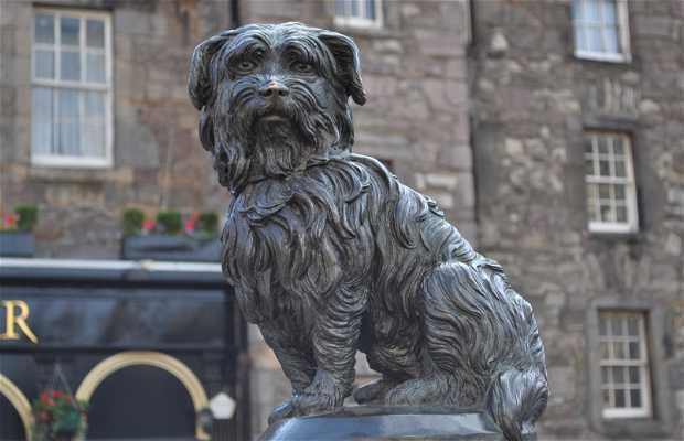 Statua di Bobby Greyfriars