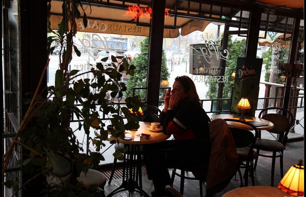 Cafe vig