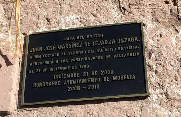 Casa de Juan Jose Martínez de Lejarza