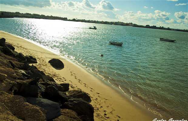 Punta del Caimán Beach