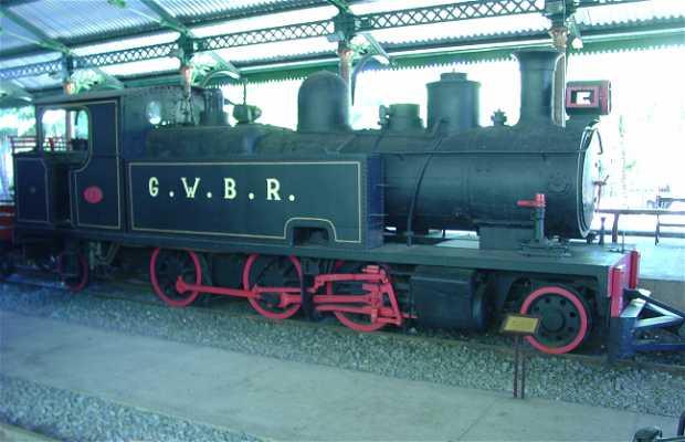 Estação Central e Museu do Trem do Recife