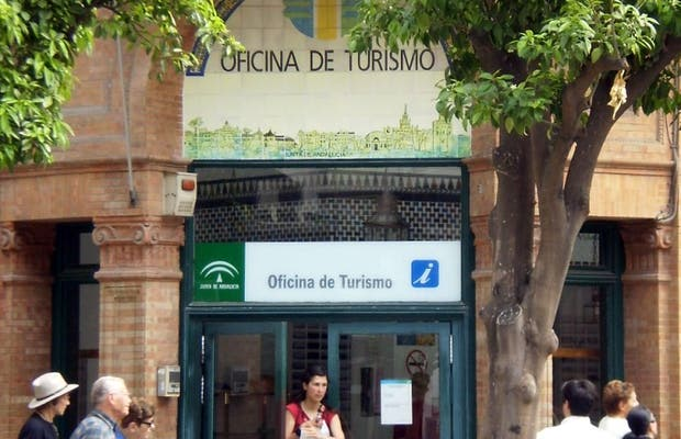 Information and tourism Office in Seville