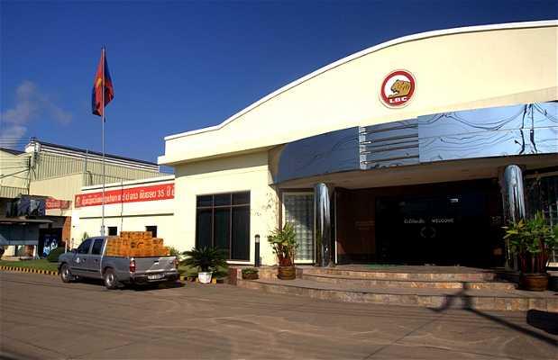 Fábrica de la Beerlao