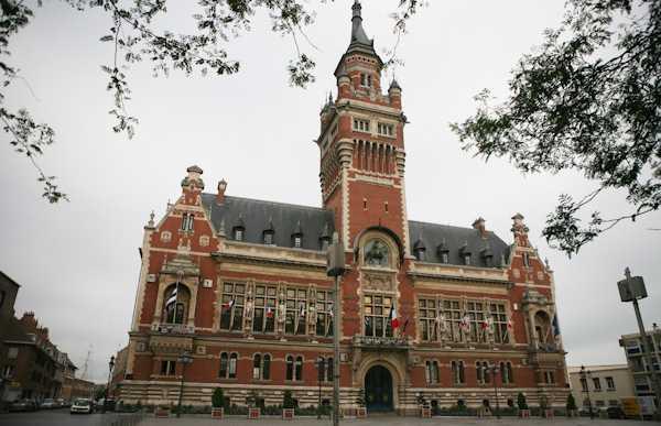 Ayuntamiento Dunkerque