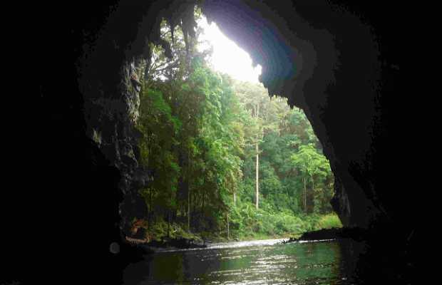 Cuevas de Tham Rod en Mae Hong Son