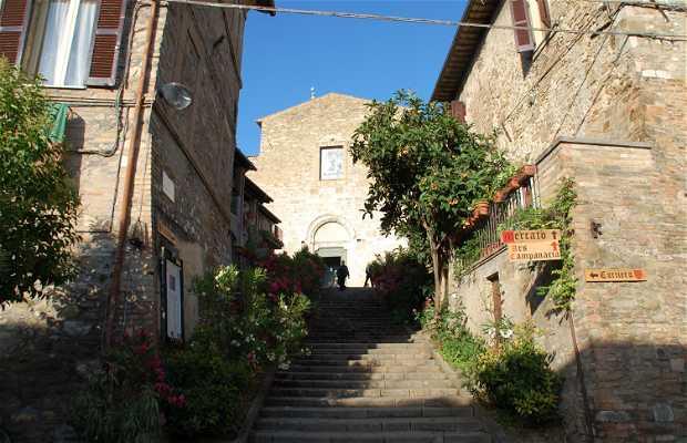 Borgo di Bevagna