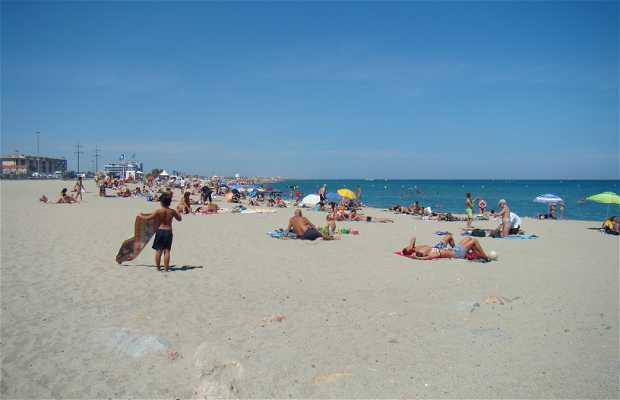 Playa Saint Cyprien