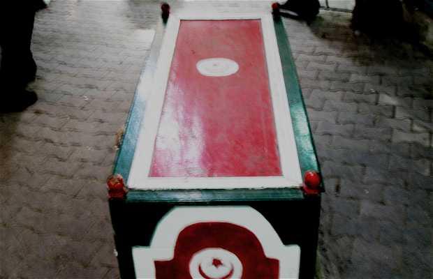 Tombe de Anselm Turmeda