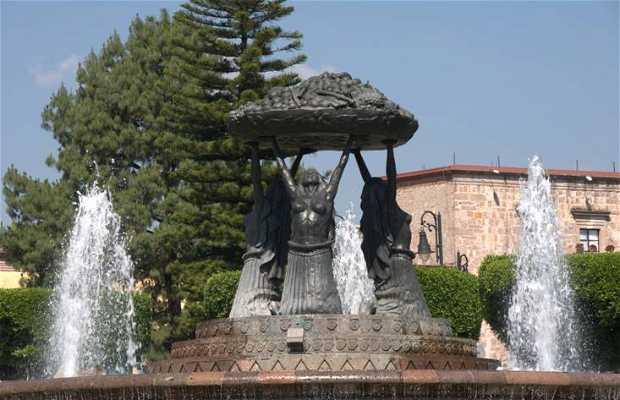 Tarascas Fountain