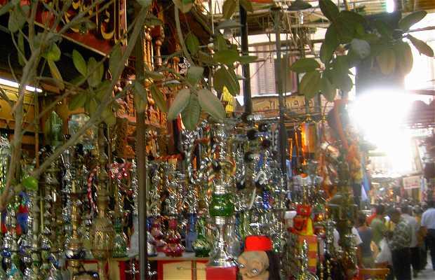 Khan el Khalili - Antiguo Bazar