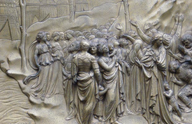Porte del Battistero di Firenze