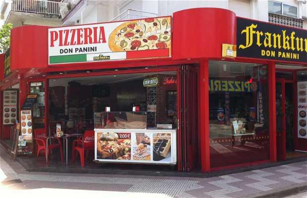 Pizzeria Don Panini