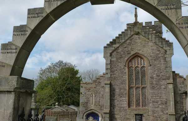 Iglesia de Kilmartin