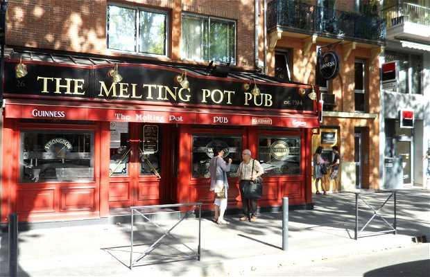 The Melting Pot Pub